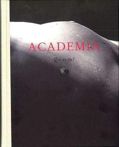 ACADEMIA QUI ES TU? (French Edition): Bernard Lietaer, Edi