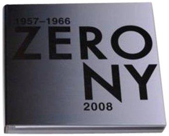 Zero NY 1957-1966 2008: Gallery, Sperone Westwater