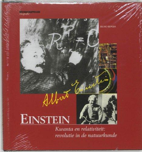 9789076988030: Einstein / druk 1: kwanten en relativiteit : revolutie in de natuurkunde