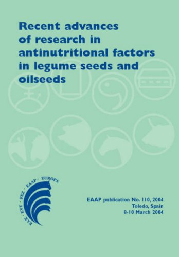 Recent Advances Of Research In Antinutritional Factors: Muzquiz, M, Hill,