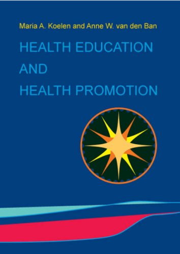 9789076998442: Health Education And Health Promotion