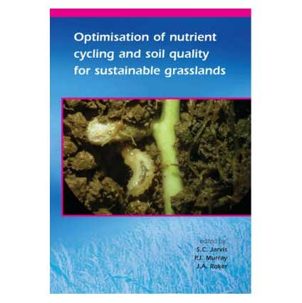 9789076998725: Optimisation Of Nutrient Cycling And Soil Quality For Sustainable Grasslands