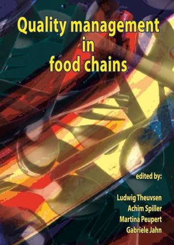 9789076998909: Quality Management in Food Chains