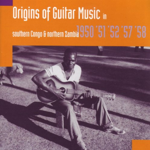 9789077068137: Origins of Guitar Music: Southern Congo & North