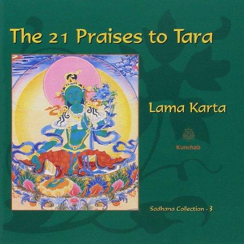 9789077155219: CD the 21 praises to tara