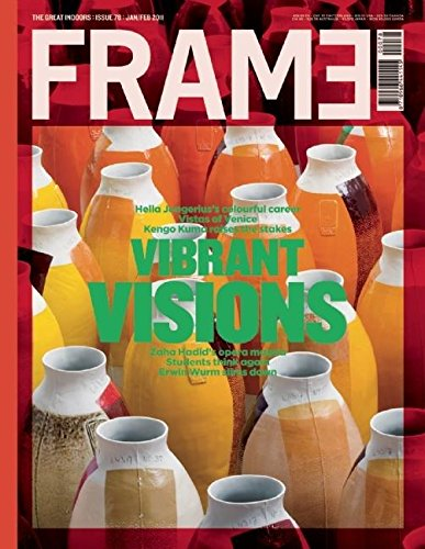 9789077174326: Frame #78: The Great Indoors: Issue 78: Jan/Feb 2011 (Frame: The Great Indoors)