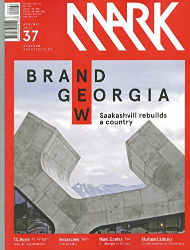 9789077174661: Mark #37: Another Architecture: Issue 37: April/May (Mark Magazine)