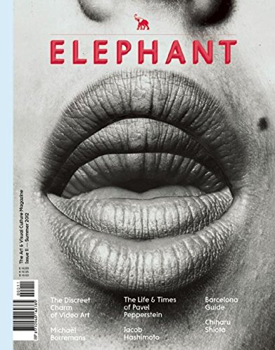 9789077174739: Elephant #11: The Arts & Visual Culture Magazine
