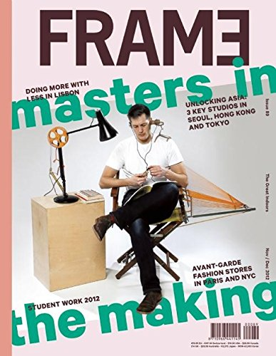 9789077174760: Frame #89: The Great Indoors: Issue 89 (Frame Magazine)