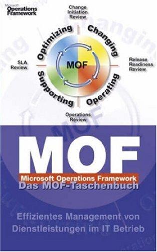 9789077212530: Microsoft Operations Framework: A Pocket Guide
