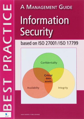 9789077212707: Information Security Based on ISO 27001/ISO 17799: A Management Guide