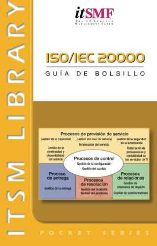 9789077212882: ISO / IEC 20000: Guía de bolsillo (spanish version) (Spanish Edition)