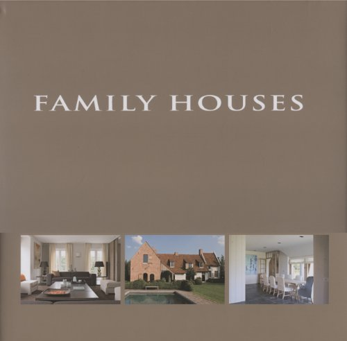 9789077213568: Family Houses