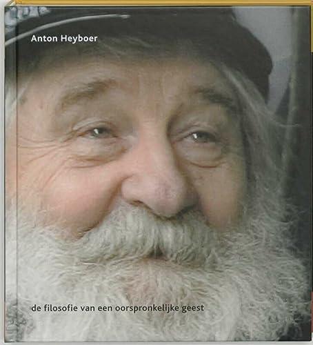 Anton Heyboer - De Filosofie Van Een: WIM ZONJEE /