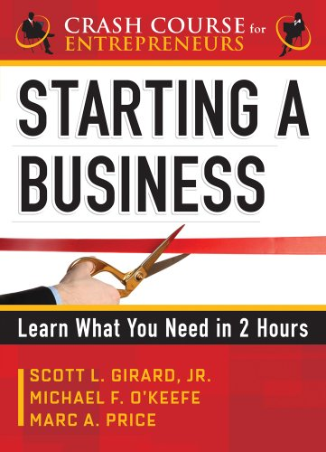 Starting a Business: Learn What You Need in 2 Hours (Paperback) 9789077256367 You have a brilliant idea and a pocketful of ambition. Now what? Do you have what it takes to be an entrepreneur? Are you a self-motivat