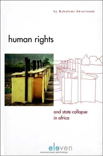 Human Rights and State Collapse in Africa (Hardback): Babafemi Akinrinade