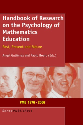 9789077874660: Handbook of Research on the Psychology of Mathematics Education
