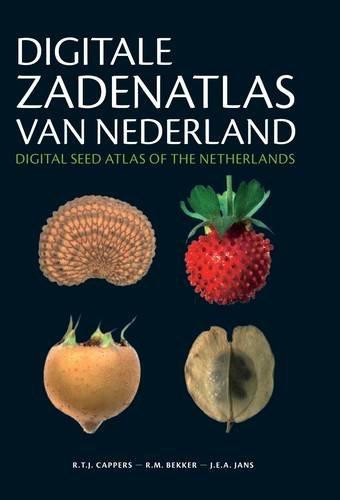 9789077922118: Digital Seed Atlas of the Netherlands / Digitale zadenatlas van Nederland (Groningen Archaeological Studies) (Dutch Edition)