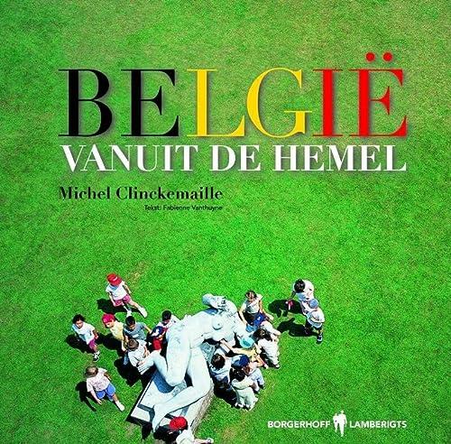 9789077941713: Belgie vanuit de hemel