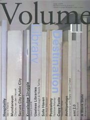 Volume 15: Destination Library (v. 15) (9077966153) by Rem Koolhaas; Mark Wigley; Arjen Oosterman