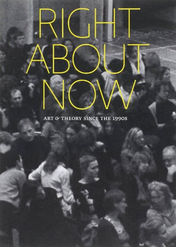 9789078088172: Right About Now: Art and Theory Since the 1990s