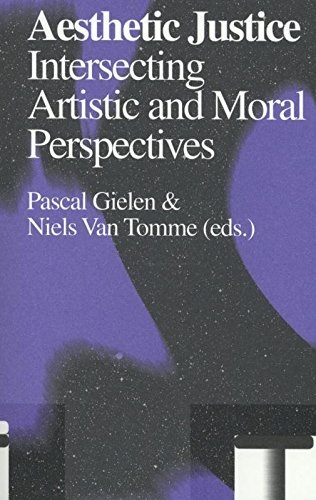 9789078088868: Aesthetic Justice: Intersecting Artistic and Moral Perspectives (Antennae)