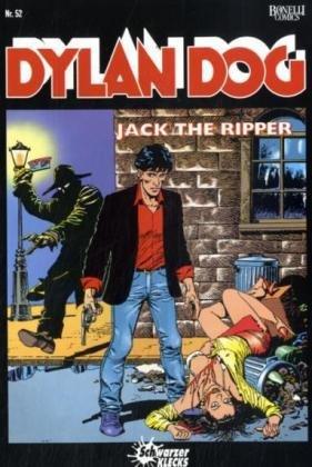 9789078285526: Dylan Dog, Bd.52 : Jack the Ripper