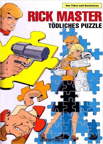 9789078285984: Rick Master 74: Tödliches Puzzle