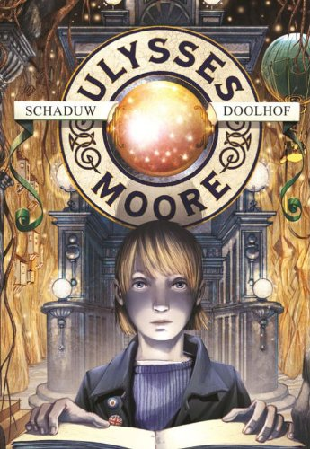 Het Labyrint van de Schaduw, Ulysses Moore #9 - Moore, Ulysses