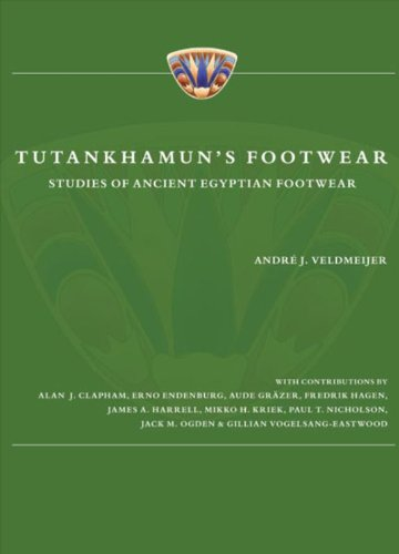 9789078707103: Tutankhamun's Footwear: Studies of Ancient Egyptian Footwear