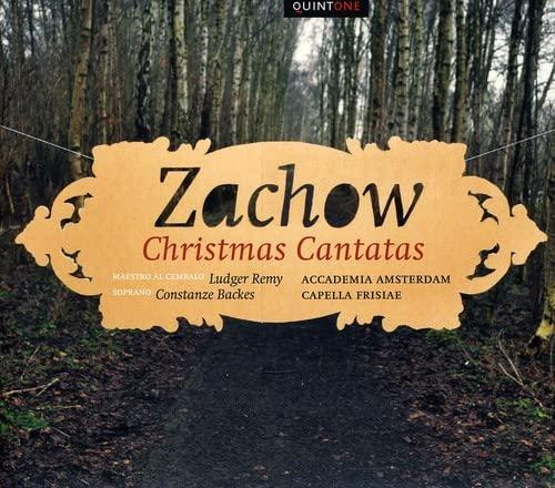 9789078740179: Christmas Cantatas