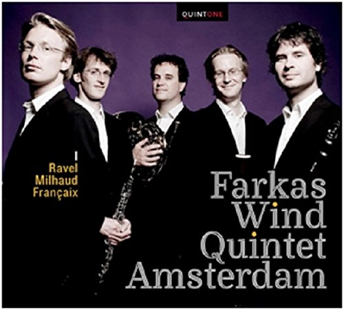9789078740360: Ravel Milhaud Francaix