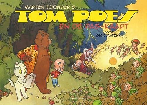 9789079287215: Tom poes en de pas-kaart