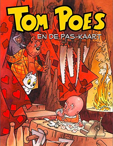 9789079287536: Tom Poes en de pas-kaart