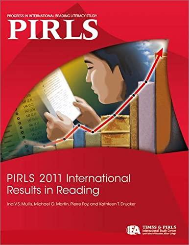 PIRLS 2011 International Results in Reading