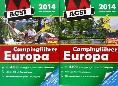9789079756827: Europe ACSI G.Camping 2014