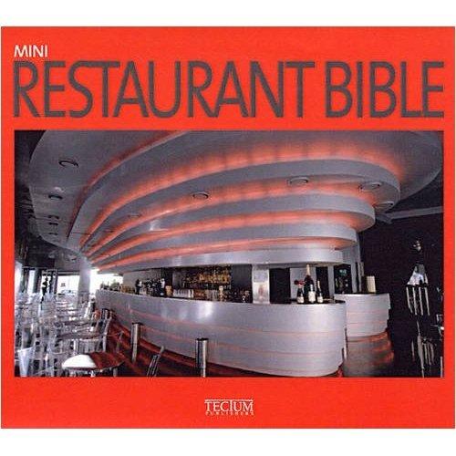 9789079761050: Mini Restaurant Bible (Mini Bible)