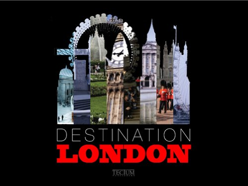 9789079761289: Destination London [Idioma Inglés]
