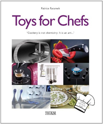 Toys for Chefs (English, Dutch and French: Farameh, Patrice