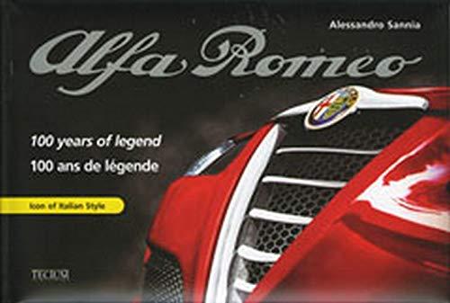 9789079761500: Alfa Romeo (Icon of Style)