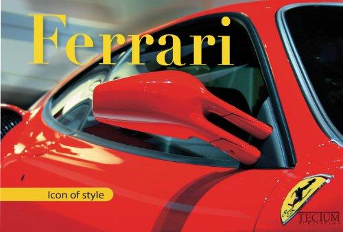 9789079761531: Ferrari: Icon of Style