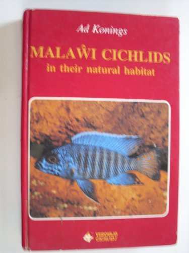 Malawi Cichlids in their Natural Habitat (9080018139) by Ad Konings