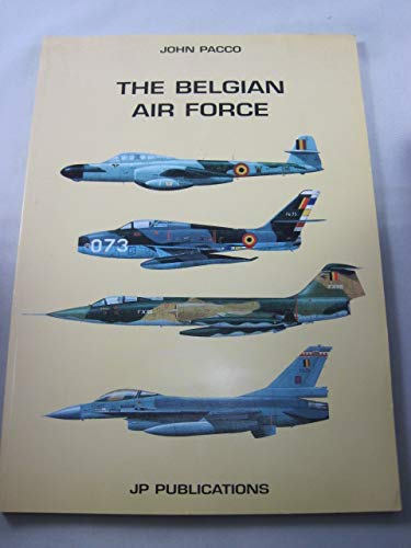 The Belgian Air Force: Pacco, John