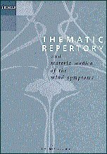 Thematic Repertory and Materia Medica of the: IRHIS B. V.