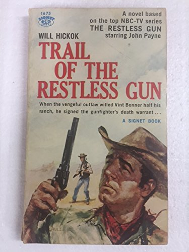 9789080223493: Trail of the Restless Gun