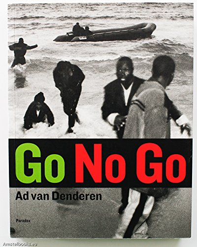 9789080265561: Go No Go. The frontiers of Europe