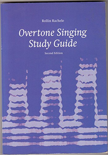 Overtone Singing Study Guide: Rollin Rachele; Max