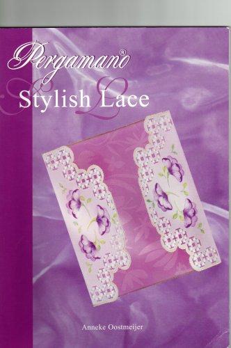 9789080456075: Pergamano Stylish Lace