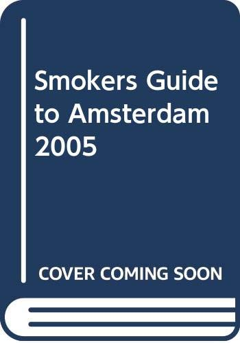 9789080606760: Smokers Guide to Amsterdam