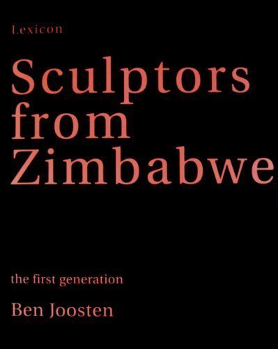 9789080662919: Sculptors From Zimbabwe